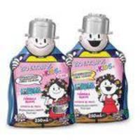Kit Cabelos Cacheados Kids 2 Produtos  Bio Extratus