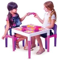 Mesa Multi Atividades + 2 Cadeiras Bell Toy Debbie 9051