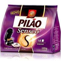 Café Pilão Senseo Intenso 18 Sachês