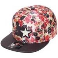 Boné Starter Aba Reta Snapback Floral Brown 9d1d29bef8f