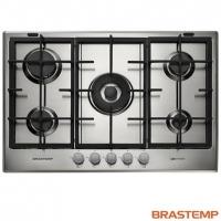 Cooktop Brastemp Gourmand BDK75 5B Inox