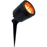 Espeto com Led´s Âmbar Key West Preto