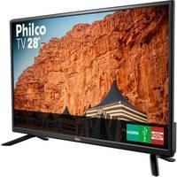 TV LED 28'' Philco PH28N91D Conversor Digital Preta