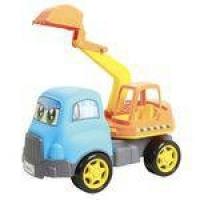 Brinquedo Infantil Turbo Truck Escavadeira - Maral