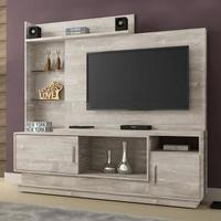Estante Para Home Theater Adustina Chf Champanhe