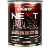 Suplemento Solaris Nutrition Next Pack 18 Packs 216 Cápsulas