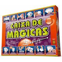 Jogo Caixa de Mágicas Grow 12 Truques Laranja