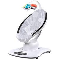 Cadeira de Descanso com Movimentos 4Moms Mamaroo 3.0 Prata