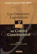 Las Omisiones Legislativas Y Su Control Constitucional