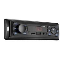 Auto Radio Automotivo Vibe Mp3 Player Multilaser Sd P3333