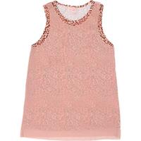 Blusa Regata Joy Fashion Little Princess Infantil