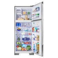 Refrigerador Panasonic NR-BT51PV3XB Frost Free 435 Litros Aço Escovado 220V