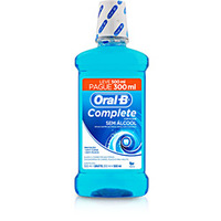Anti-Séptico Oral-B Bucal Complete Menta 500ml