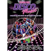 Festa da Disco Music Vários - Multi-Região / Reg.4