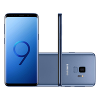 Smartphone Samsung Galaxy S9 SM-G960 128GB Dual Chip Android 8.0 Azul