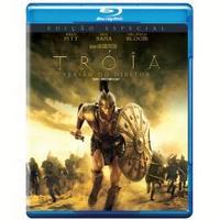 Tróia versão do Diretor Blu-Ray Multi-Região / Reg.4