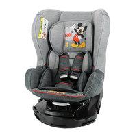 Cadeirinha Para Auto Disney Revo Mickey Mouse Jeans Cinza Suporta De 0 A 18kg Denim