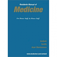 Residents Manual of Medicine