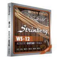 Encordoamento Violao Aco 012 Strinberg Ws 12