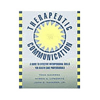 Livro - Therapeutic Communication