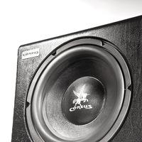Caixa Amplificada Corzus CXT300 Trio 12\