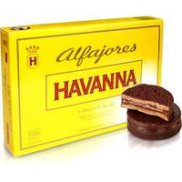 Caixa de Alfajor Havanna Chocolate 6 Unidades