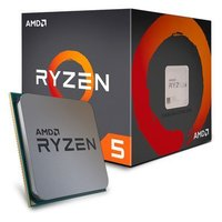 Processador AMD Ryzen 5 1600X, Six Core, Cache 16MB, 3.6GHz (Max Turbo 4.0Ghz) AM4 YD160XBCAEWOF