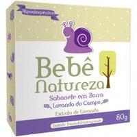 Sabonete para Bebê de Barra Grandes Marcas - 80g