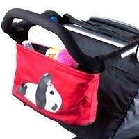 Organizador para Carrinho Panda Vermelho O Sapo & A Princesa