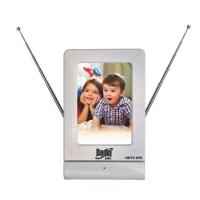 Antena Digital Interna Amplificada Bedin Sat HDTV 8900 Branca