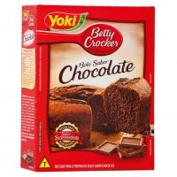 Mistura para Bolo Sabor Chocolate Betty Crocker 450g
