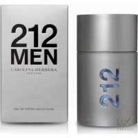 Perfume 212 Men Carolina Herrera Masculino 200ml
