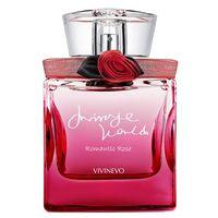 Mirage World Romantic Rose de Vivinevo Eau de Parfum Feminino 100ml