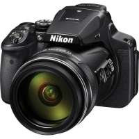 Câmera Nikon Coolpix P900 16MP Preta