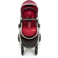 Carrinho de Bebê Travel System Maxi Cosi Discovery TS Robin Vermelho