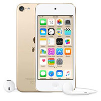 iPod Apple Touch MKHT2BZ/A 32GB Dourado