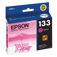 Cartucho de Tinta Epson T133320BR Magenta