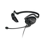 Headset Lifechat Microsoft LX-2000 Preto