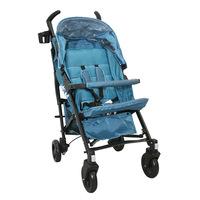 Carrinho de Bebê Baby Style com Capota Retrátil e Porta Objetos Dream Azul