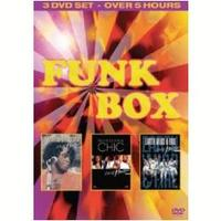 Box Funk Live at Montreaux Multi-Região / Reg.4