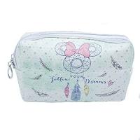 Necessaire Verde Minnie Mandala 11X18cm - Disney