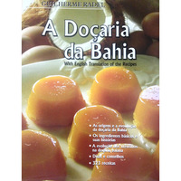 A Doçaria da Bahia