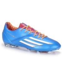 Chuteira Adidas F30 Trx Fg Masculina Azul e Branco Tamanho 41  0d4b46813165e