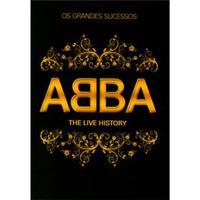 Os Grandes Sucessos: ABBA The Live History - Multi-Região / Reg. 4