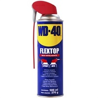 LUBRIFICANTE SPRAY WD-40 FLEXTOP 500ML 693049 Worker