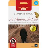 As Memórias do Livro Audiolivro