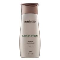 Shampoo de Limpeza Profunda Lemon Refreshing Control System 250ml