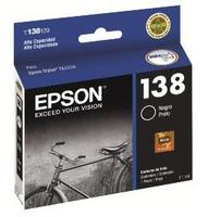 Cartucho de Tinta Epson T138120 Preto
