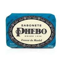Sabonete Phebo Frescor Da Manhã 90g