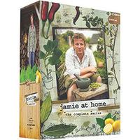 Box DVDs Jamie Oliver Jamie At Home 5 DVDs - Multi-Região / Ref. 4